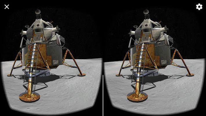 Image of Solar System Scope VR