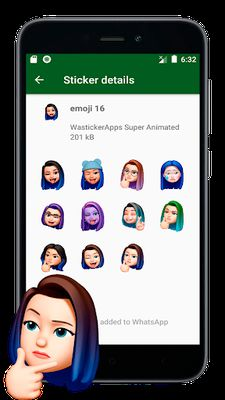 Image of New Stickers of Emojis in 3D (WAstickerapps)