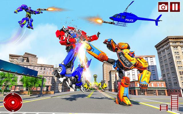 Real Transmute Robot 2019 screenshot apk 11