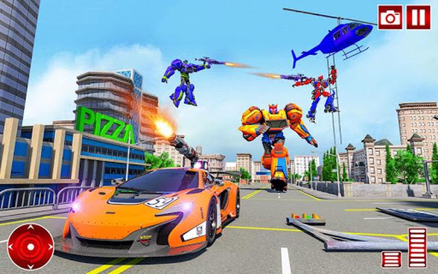 Real Transmute Robot 2019 screenshot apk 10