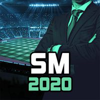 Soccer Manager 2020 - Top Football Management Game icon