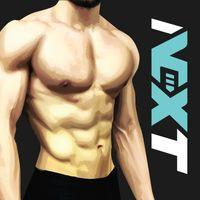Иконка Next: тренировки и фитнес