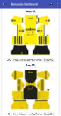 Image 5 of Dream League Kits Soccer