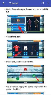 Image 7 of Dream League Kits Soccer