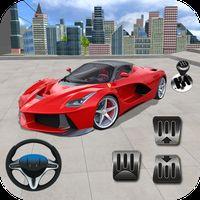 Modern Car Parking games - Car Driving Simulator apk icon