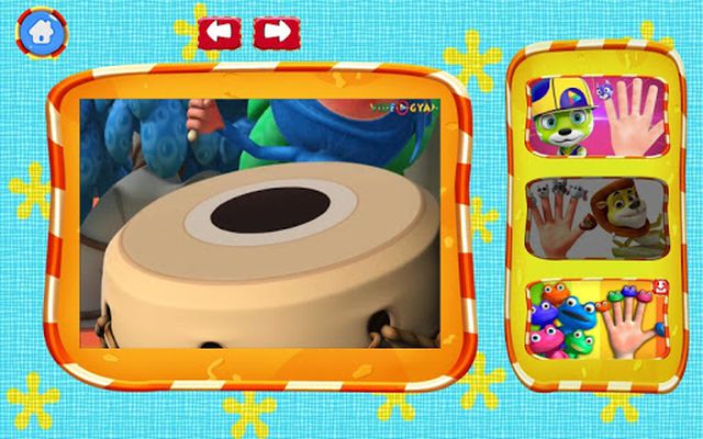 Image 2 of Finger Family Nursery Rhymes and Songs