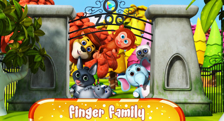 Image 11 of Finger Family Nursery Rhymes and Songs