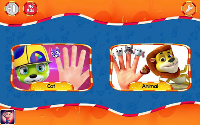 Image 9 of Finger Family Nursery Rhymes and Songs