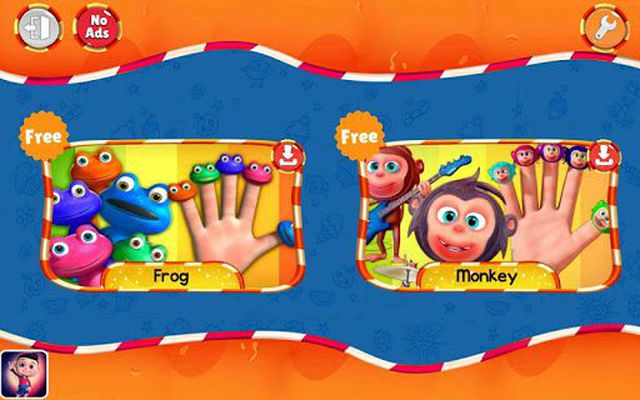 Image 7 of Finger Family Nursery Rhymes and Songs