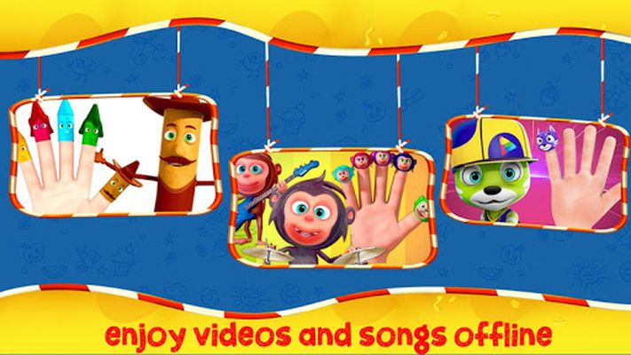 Image 6 of Finger Family Nursery Rhymes and Songs