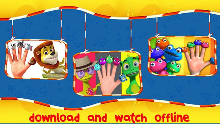 Image 5 of Finger Family Nursery Rhymes and Songs