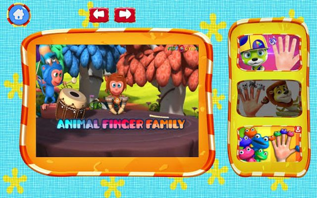 Image 3 of Finger Family Nursery Rhymes and Songs