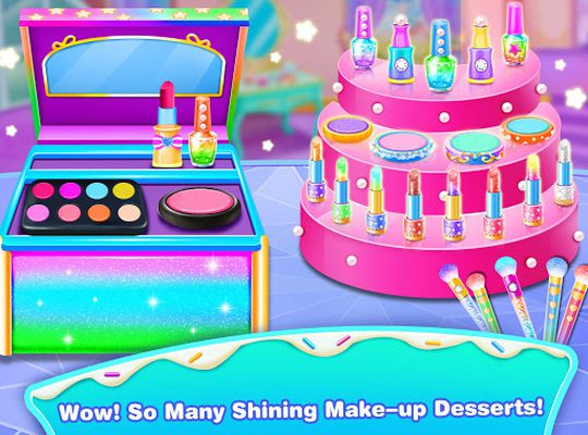 Video of Girl Makeup Kit Comfy Cakes – Pretty Box Bakery Game