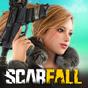 ScarFall: le combat royal