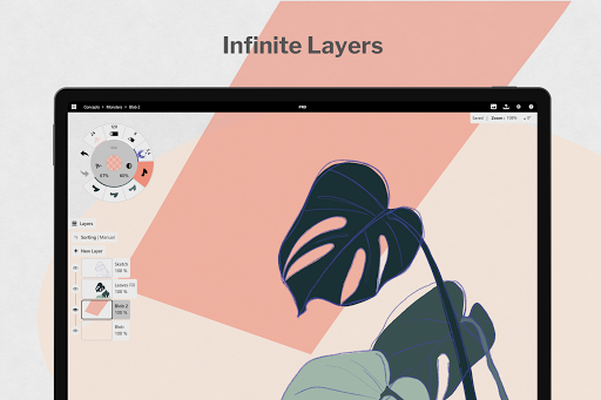 Concepts Image 12: Draw, Design, Illustrate