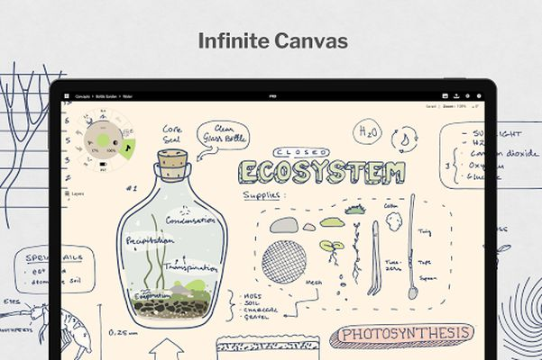 Concepts Image 8: Draw, Design, Illustrate