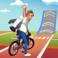 Bike Hop: Be a Crazy BMX Rider! icon