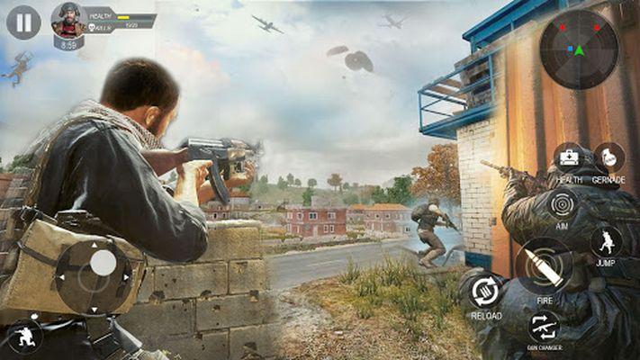 Screenshot 5 of Modern Flag Capture Cash Shooting Game