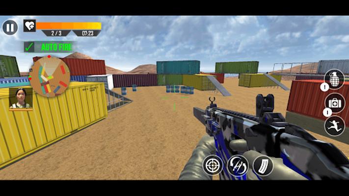 Screenshot 13 of Modern Flag Capture Cash Shooting Game