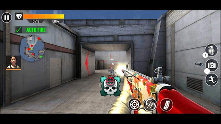 Screenshot 12 of Modern Flag Capture Cash Shooting Game