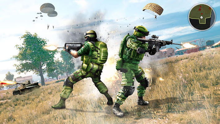 Screenshot 10 of Modern Flag Capture Cash Shooting Game