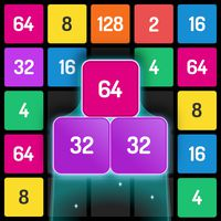 Ícone do X2 Blocks - Merge Puzzle
