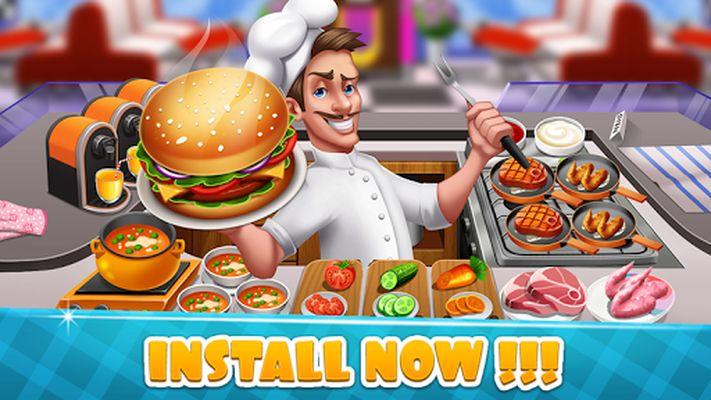 Image 6 of Cooking games Food and restaurants craze fever