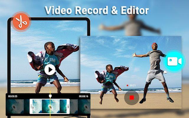HD Camera image 8: video, panorama, filters, photo editor