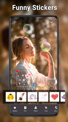 Image 12 of HD Camera: video, panorama, filters, photo editor