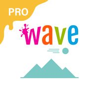 Wave Live Wallpapers PRO Simgesi