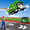City Flying Garbage Truck driving simulator Game