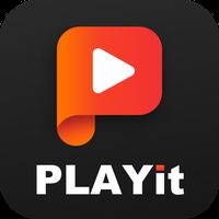 Ícone do PLAYit - HD Video Player All Format Supported