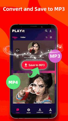 Image 1 of PLAYit - HD Video Player All Format Supported