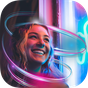 Neon Light Effect Photo Editor 2019