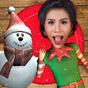 Dança Natal - Coloque seu rosto em um vídeo 3D