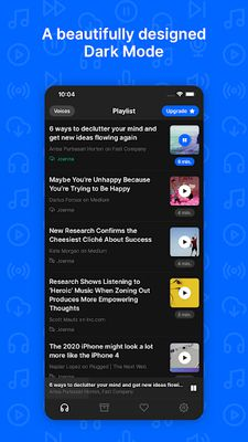 Image 5 of Playpost: Listen to articles