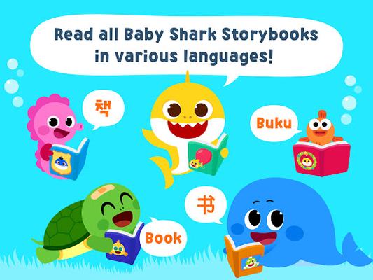 Image 11 of Pinkfong Baby Shark Storybook
