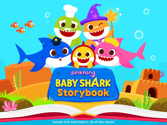 Image 12 of Pinkfong Baby Shark Storybook