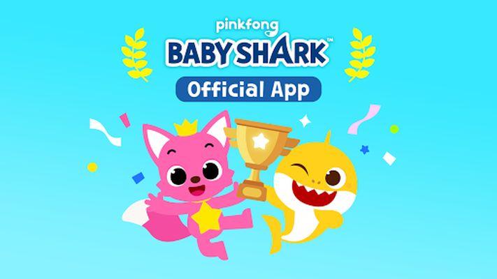 Image 3 of Pinkfong Baby Shark Storybook