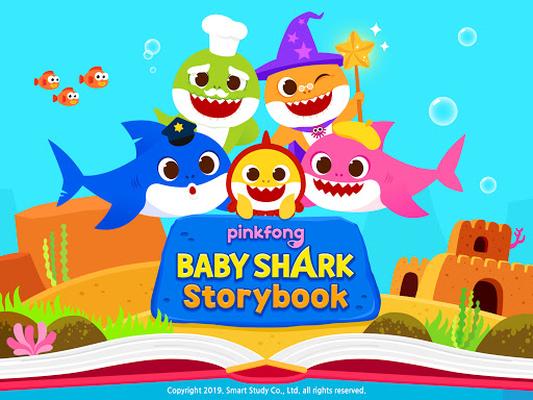 Image 19 of Pinkfong Baby Shark Storybook