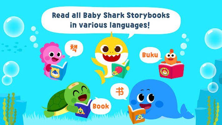 Image 4 of Pinkfong Baby Shark Storybook