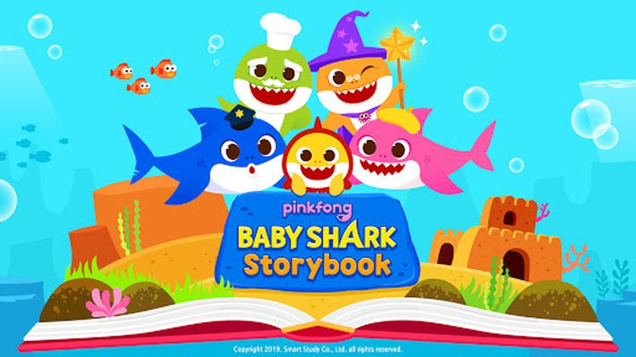 Image 5 of Pinkfong Baby Shark Storybook
