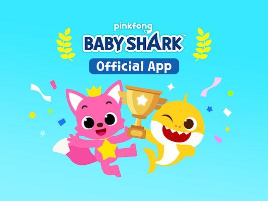 Image 7 of Pinkfong Baby Shark Storybook