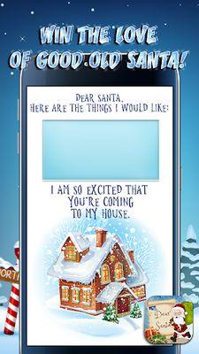 Image 1 of Dear Santa Claus ...
