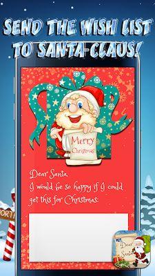 Picture of Dear Santa Claus ...