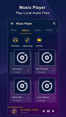 Image 4 of Music Player For Samsung