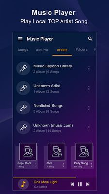Image 3 of Music Player For Samsung