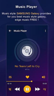 Image 2 of Music Player For Samsung