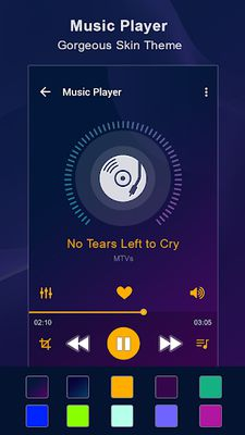 Image 1 of Music Player For Samsung