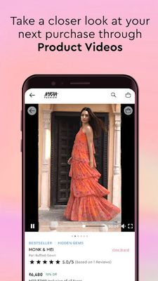 Image 2 of Nykaa Fashion - Online Shopping App